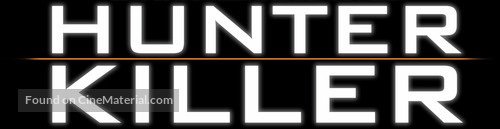 Hunter Killer - Logo