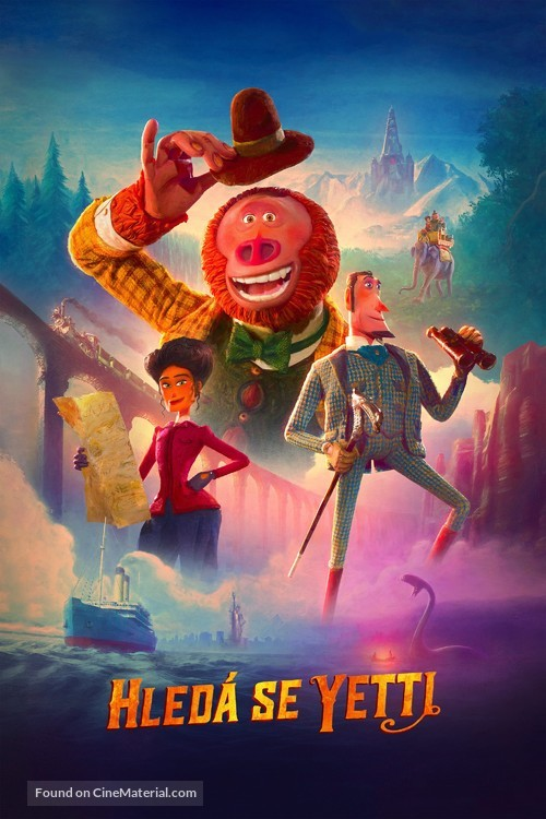 Missing Link - Czech Video on demand cover
