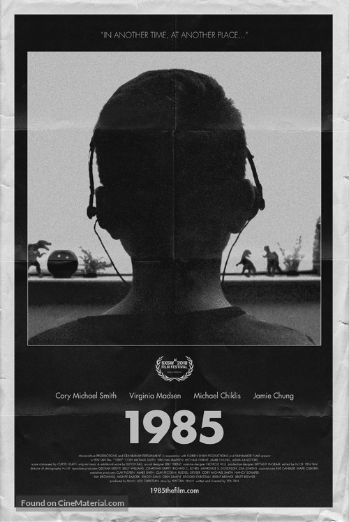 1985 - Movie Poster