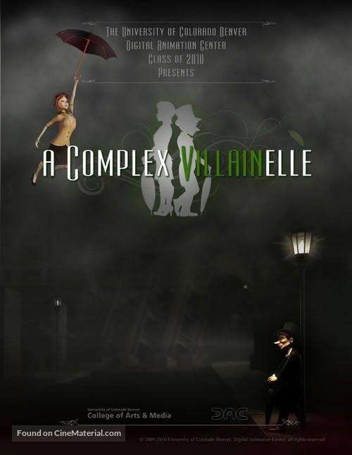 A Complex Villainelle - Movie Poster
