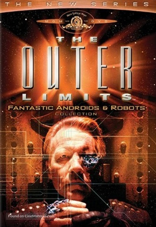 """The Outer Limits"" - Canadian DVD cover"