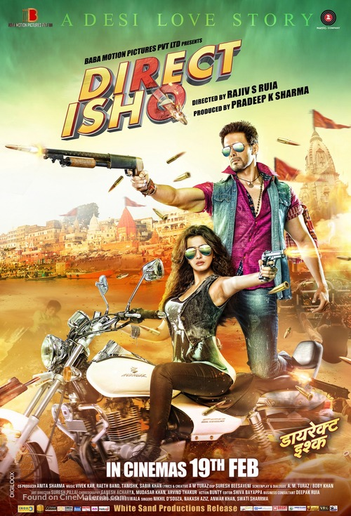 Direct Ishq - Indian Movie Poster