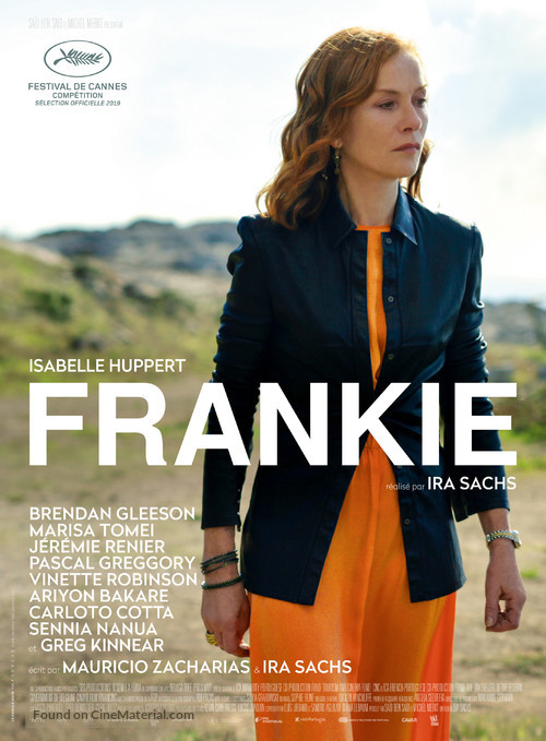 Frankie - French Movie Poster