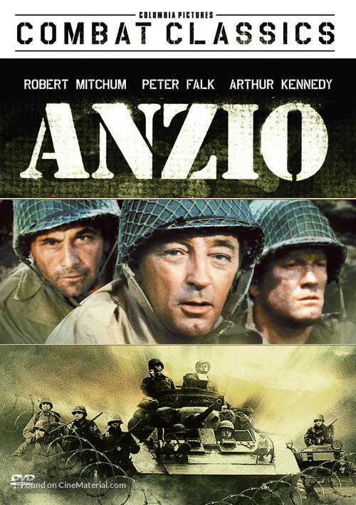 Anzio - DVD cover