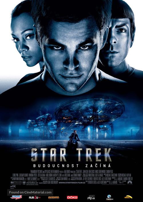 Star Trek - Czech Movie Poster