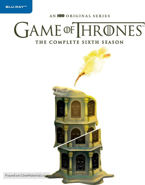 """Game of Thrones"" - British Movie Cover"