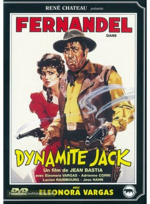 Dynamite Jack - French DVD cover