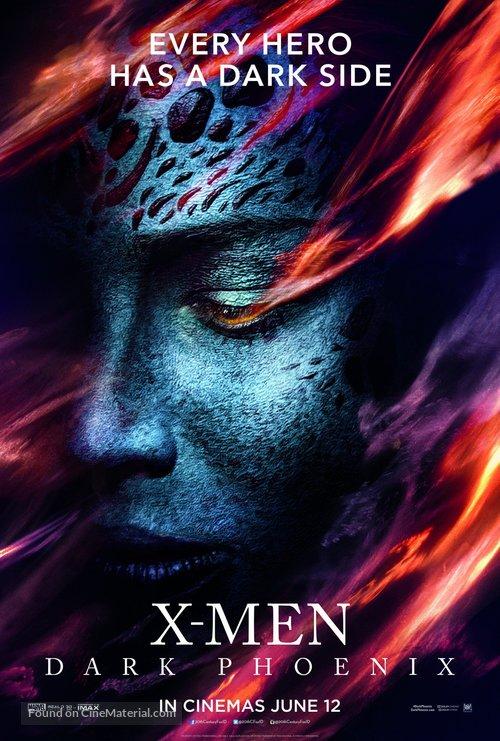 X-Men: Dark Phoenix - Indonesian Movie Poster