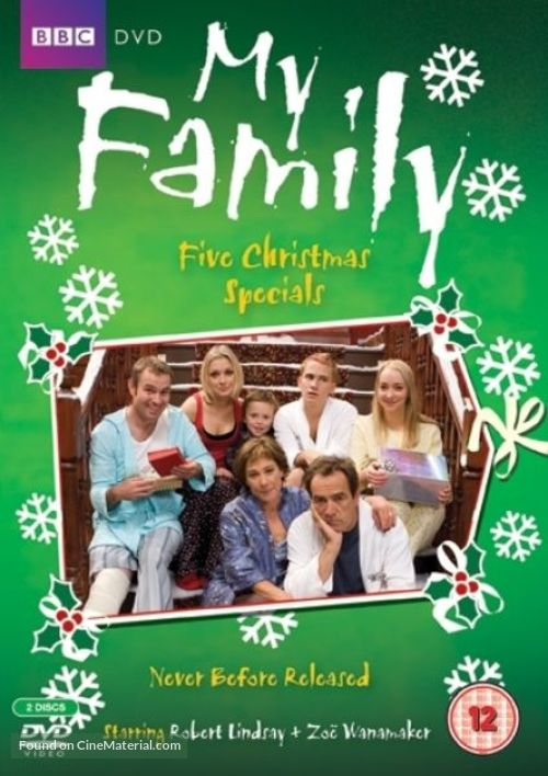 """My Family"" - British DVD cover"