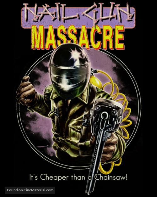 The Nail Gun Massacre - Movie Poster