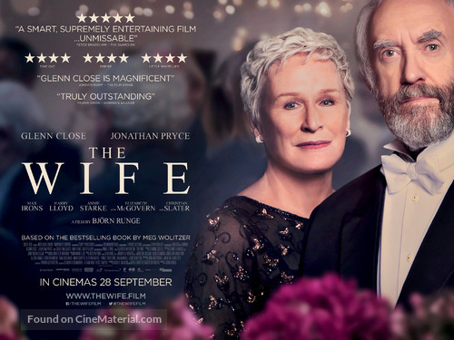 The Wife - British Movie Poster