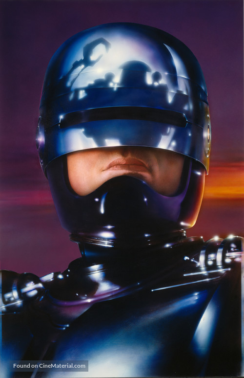 RoboCop 2 - Key art