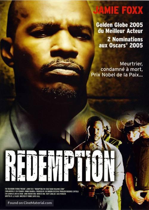 film redemption jamie foxx