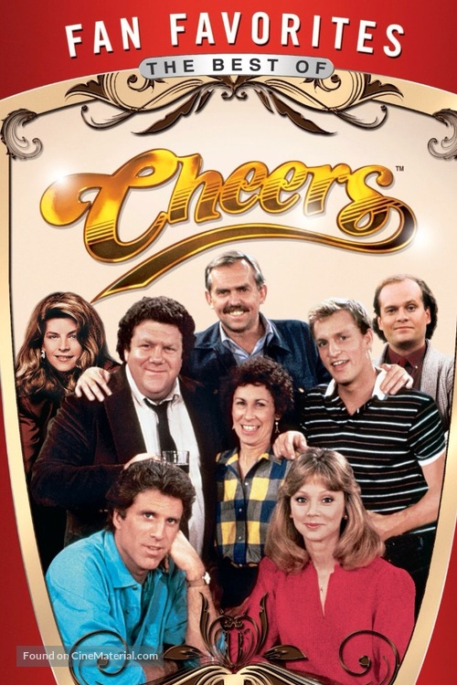 """""""Cheers"""" - DVD movie cover"""