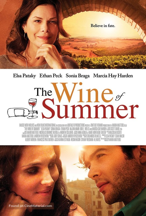 The Wine of Summer - Movie Poster