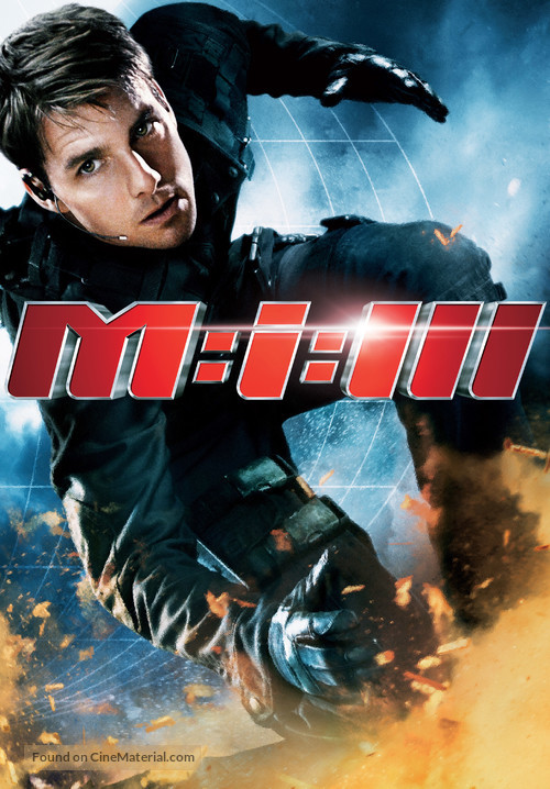 Mission: Impossible III - Movie Poster