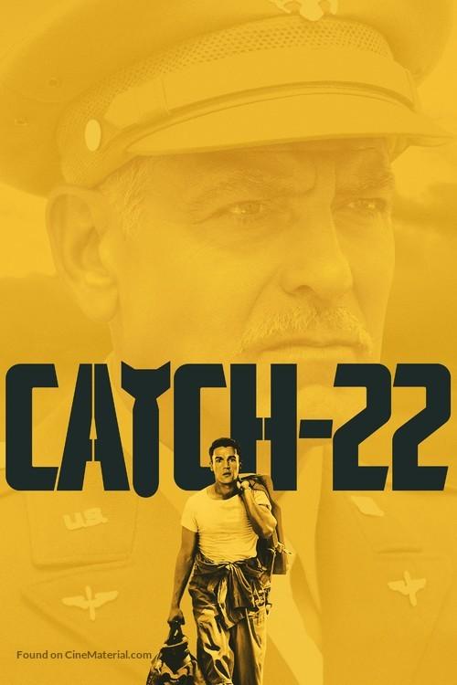 """Catch-22"" - Movie Cover"