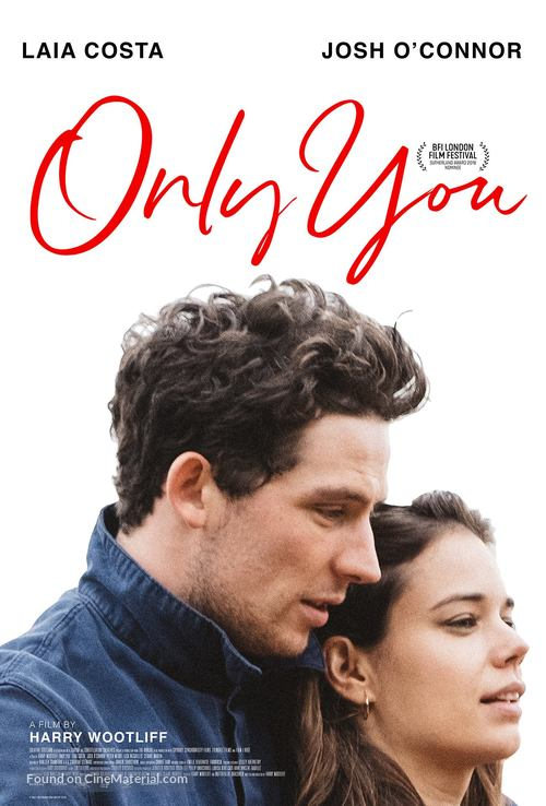 Only You - British Movie Poster