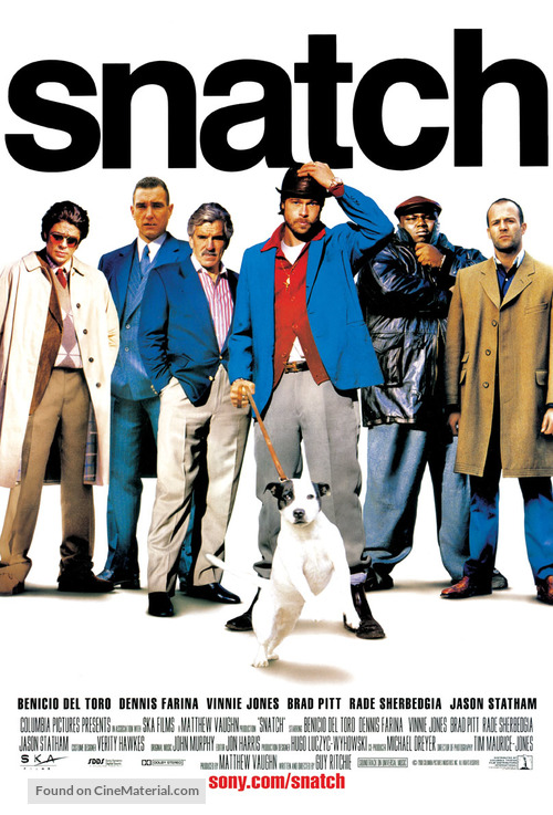 Snatch - Movie Poster
