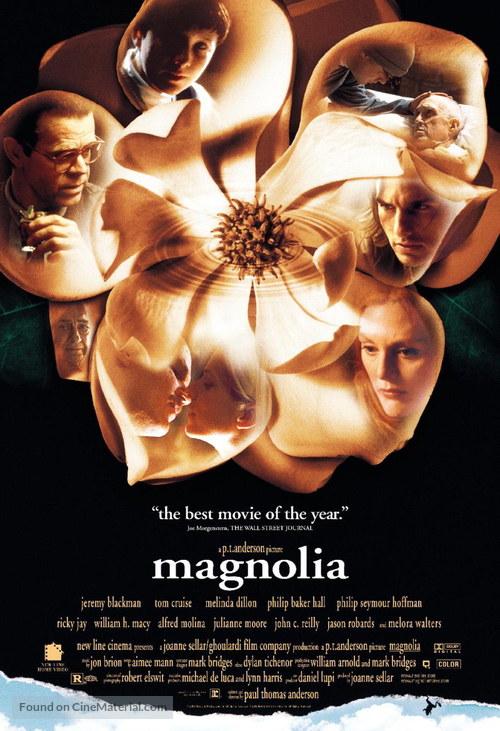 Magnolia - Movie Poster