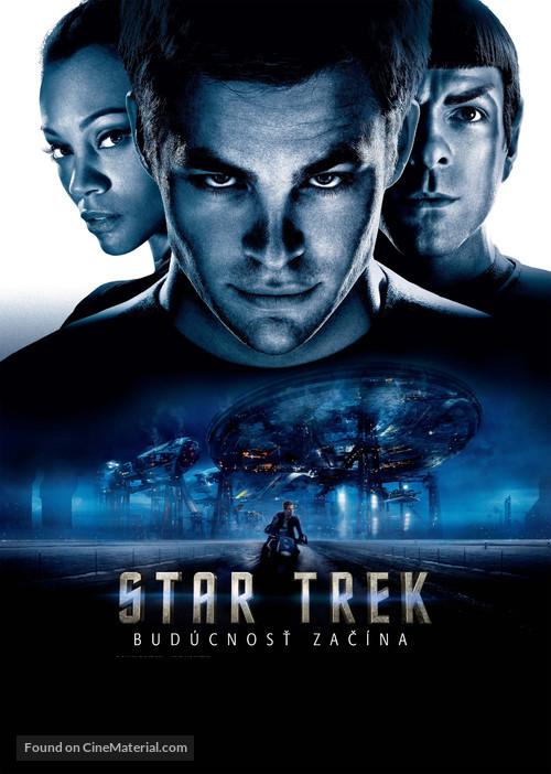 Star Trek - Slovak Movie Poster