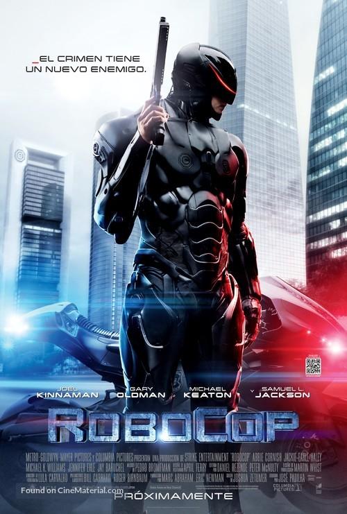 RoboCop - Mexican Movie Poster