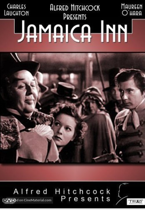 Jamaica Inn - DVD cover