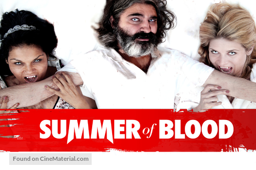 Summer of Blood - Movie Cover