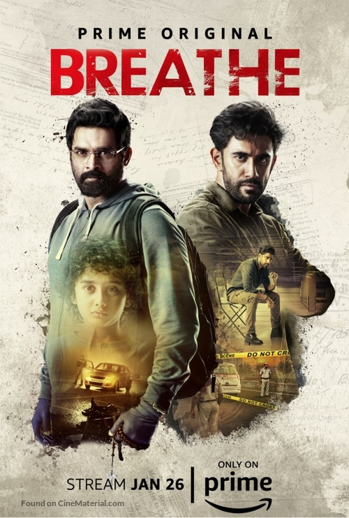 """Breathe"" - Indian Movie Poster"