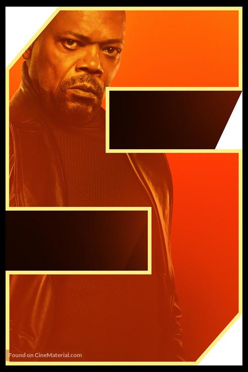 Shaft - Movie Poster