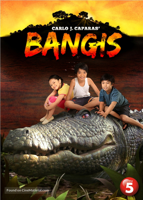 """Bangis"" - Philippine Movie Poster"