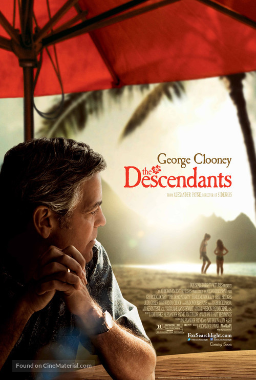 The Descendants - Movie Poster