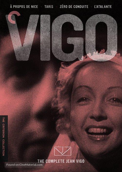 À propos de Nice - DVD movie cover