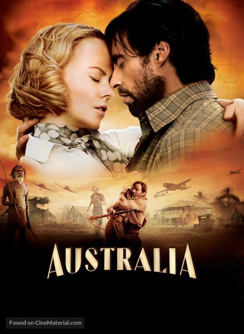 Australia - British Movie Poster