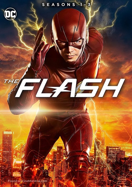 """""""The Flash"""" - Movie Cover"""