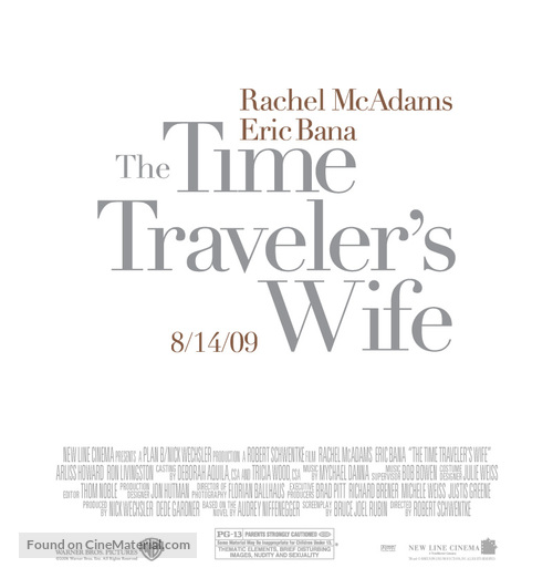 The Time Traveler's Wife - Movie Poster