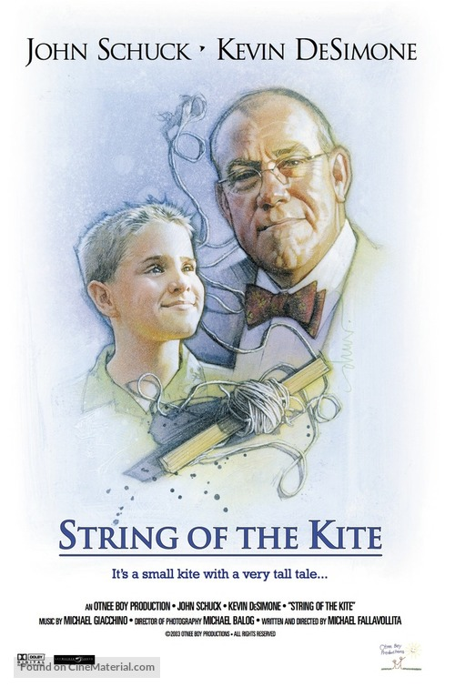 String of the Kite - Movie Poster