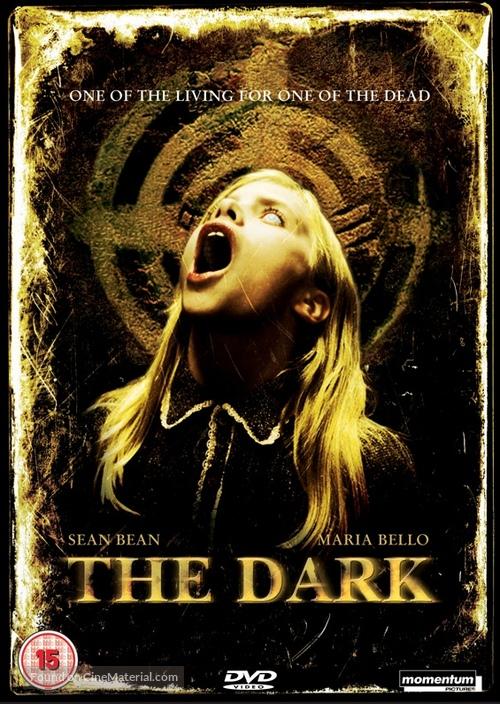 The Dark - British DVD movie cover