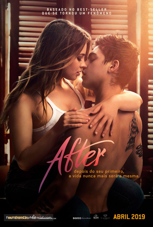 After - Brazilian Movie Poster