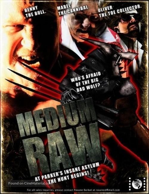 Medium Raw: Night of the Wolf - Movie Poster