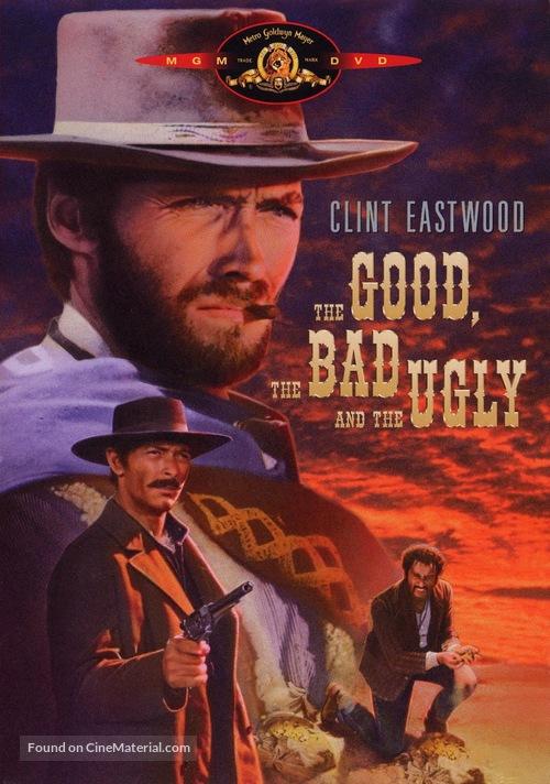Il buono, il brutto, il cattivo - DVD cover