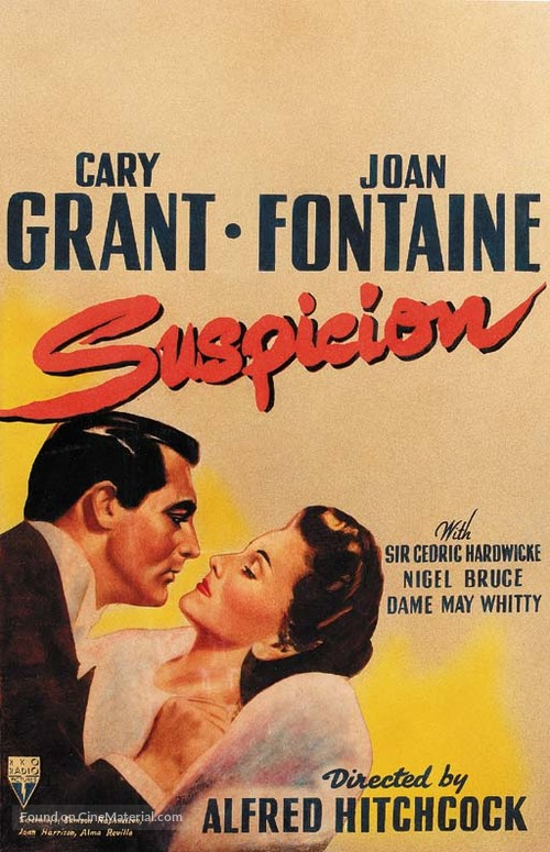Suspicion - Movie Poster