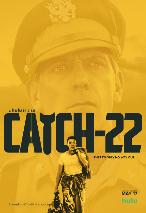 """Catch-22"" - Movie Poster"