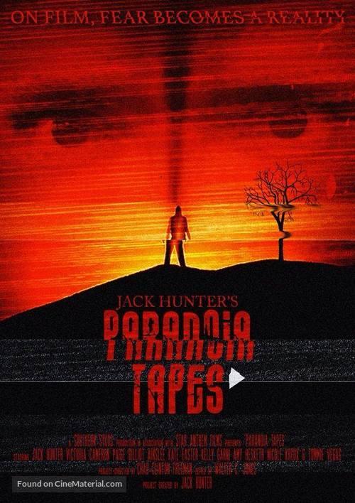 Paranoia Tapes - Movie Poster