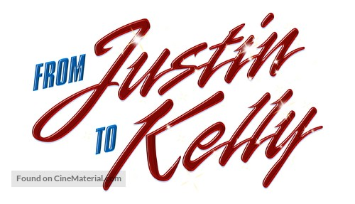 From Justin to Kelly - Logo