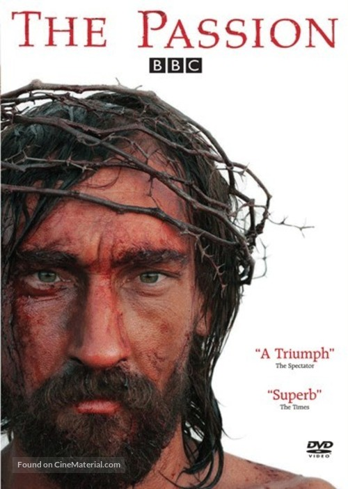 """""""The Passion"""" - Movie Poster"""