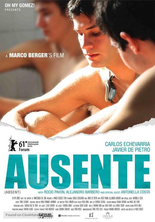 Ausente - Argentinian Movie Poster