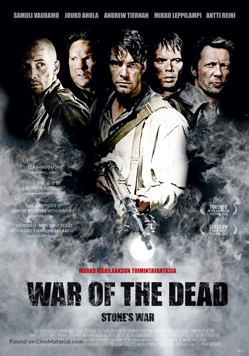 war of the dead 2011 movie
