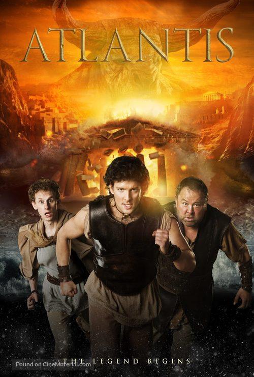 """""""Atlantis"""" - British Movie Poster"""