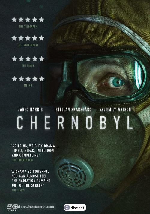 """""""Chernobyl"""" - British Movie Cover"""